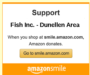 Donation Button: Shop at AmazonSmile and Amazon will make a donation to Fish Inc, - Dunellen Area